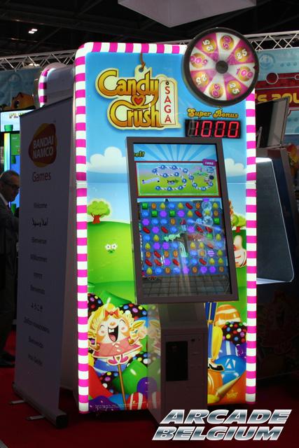 Candy Crush Saga Arcade Eag15060b