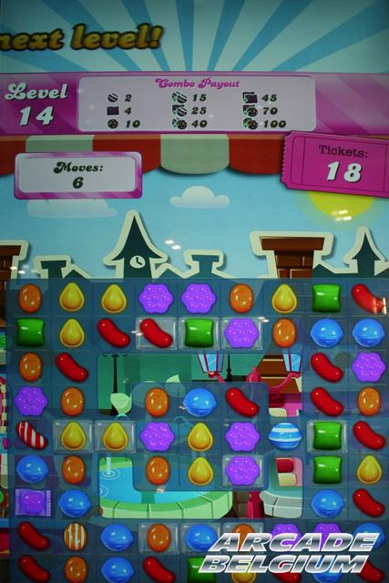 Candy Crush Saga Arcade Eag15061b