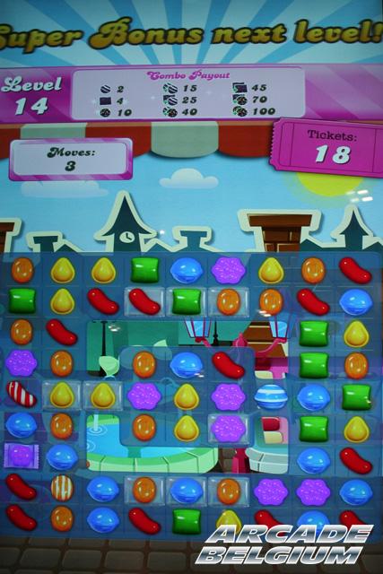 Candy Crush Saga Arcade Eag15062b