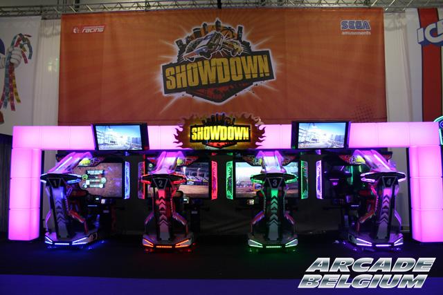 Showdown Eag15082b