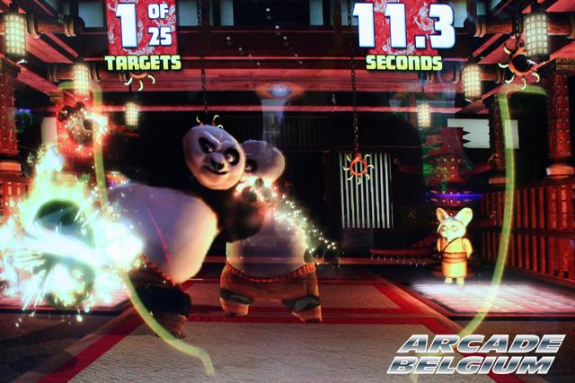 Kung Fu Panda Dojo Mojo Eag15102b