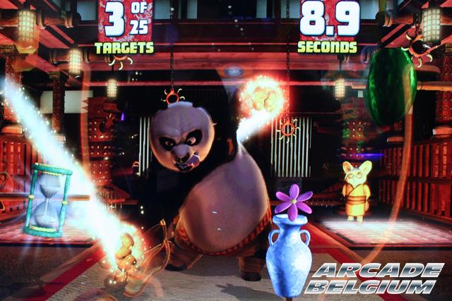 Kung Fu Panda Dojo Mojo Eag15103b