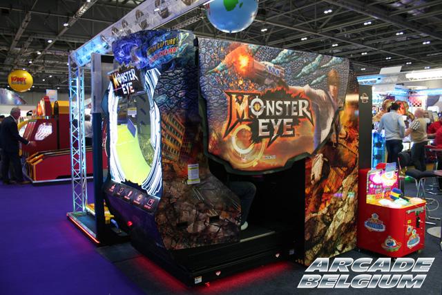 Monster Eye Eag15120b