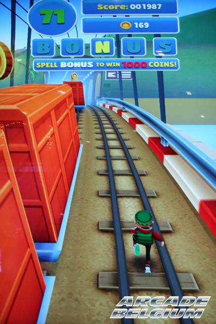 Subway Surfers Eag15182b