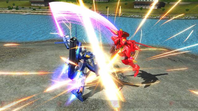 Mobile Suit Gundam Extreme VS. Maxi Boost Gunmax1502_06