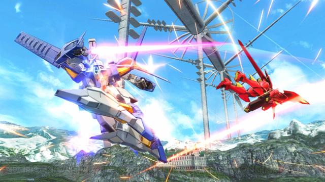 Mobile Suit Gundam Extreme VS. Maxi Boost Gunmax1502_11