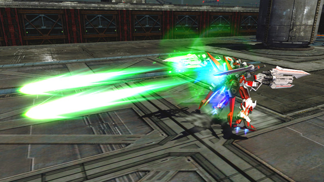 Mobile Suit Gundam Extreme VS. Maxi Boost Gunmax1505_07