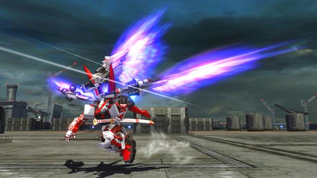 Mobile Suit Gundam Extreme VS. Maxi Boost Gunmax1505_09