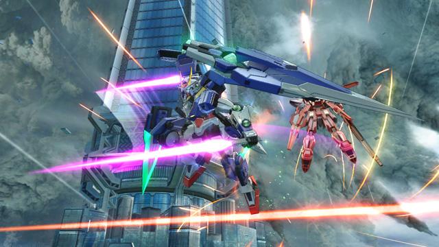 Mobile Suit Gundam Extreme VS. Maxi Boost Gunmax1505_14