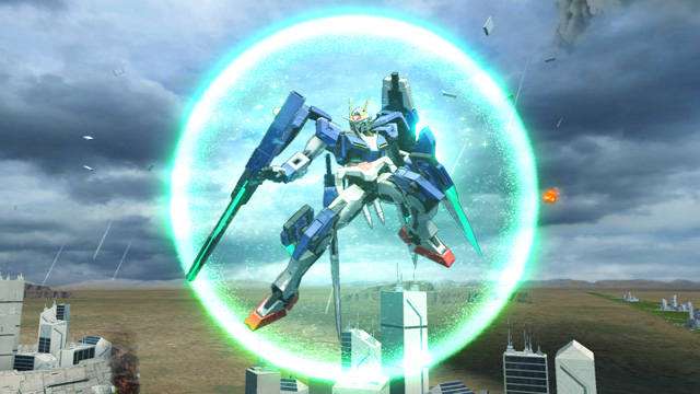 Mobile Suit Gundam Extreme VS. Maxi Boost Gunmax1505_15