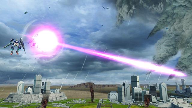 Mobile Suit Gundam Extreme VS. Maxi Boost Gunmax1505_16