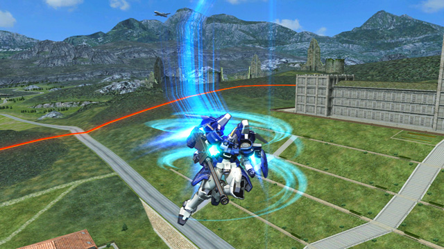 Mobile Suit Gundam Extreme VS. Maxi Boost Gunmax1505_22