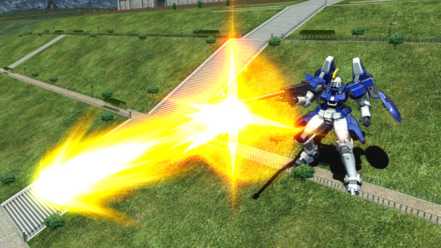 Mobile Suit Gundam Extreme VS. Maxi Boost Gunmax1505_25