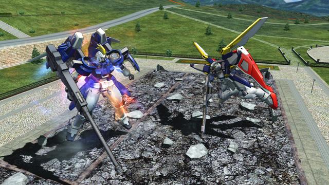 Mobile Suit Gundam Extreme VS. Maxi Boost Gunmax1505_26