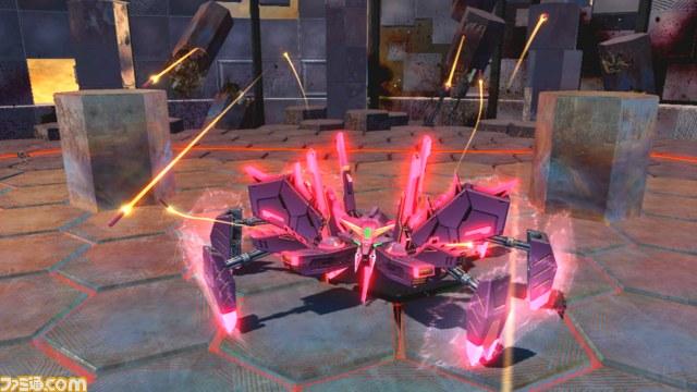 Mobile Suit Gundam Extreme VS. Maxi Boost Gunmaxsum_10