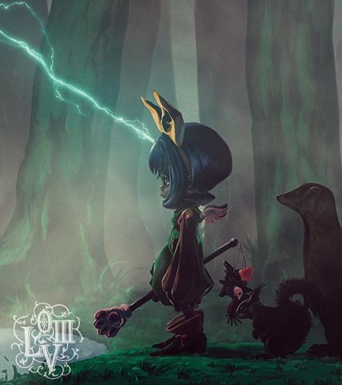 Lord of Vermilion III Chain Gene Lovchain33r_01