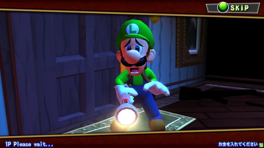 Luigi's Mansion Arcade Luigi_05