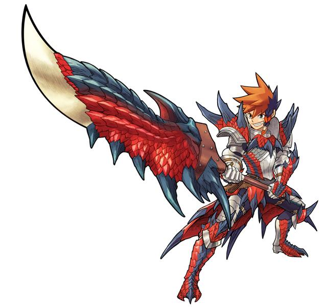 Monster Hunter Spirits Mhs_04