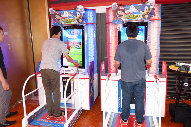Mario & Sonic at the Rio 2016 Olympic Games Arcade Edition Msrio_02