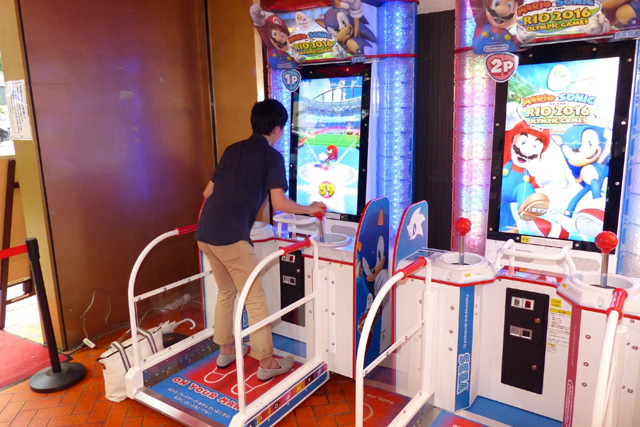 Mario & Sonic at the Rio 2016 Olympic Games Arcade Edition Msrio_06