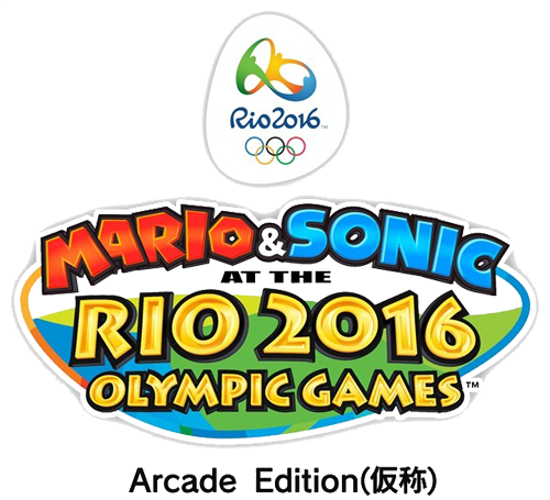 Mario & Sonic at the Rio 2016 Olympic Games Arcade Edition Msrio_logo