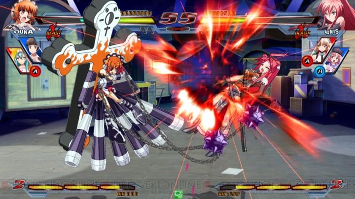 Nitro+ Blasterz - Heroines Infinite Duel Nitro05