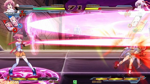Nitro+ Blasterz - Heroines Infinite Duel Nitro13