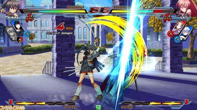Nitro+ Blasterz - Heroines Infinite Duel Nitro17