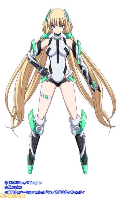 Nitro+ Blasterz - Heroines Infinite Duel Nitroplus_37