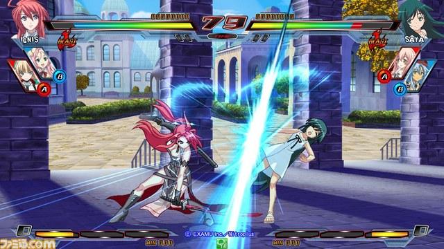 Nitro+ Blasterz - Heroines Infinite Duel Nitroplus_38