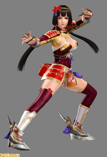 Dead or Alive 5 Ultimate: Arcade Daou_01