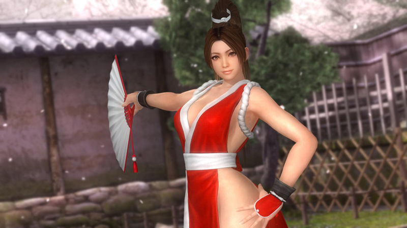 Dead or Alive 5 Ultimate: Arcade Daou_09