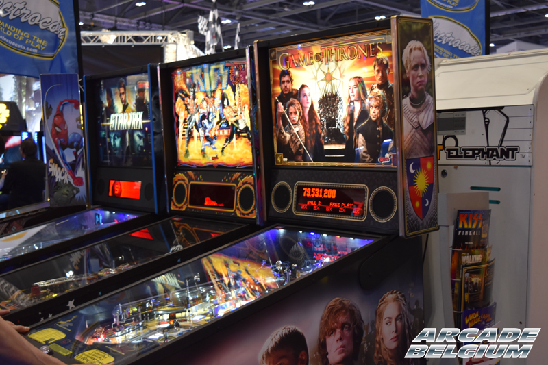 [Pinball] Game of Thrones Electrocoin_04b