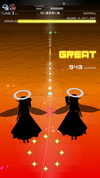Groove Coaster 3 Link Fever Gc3_04
