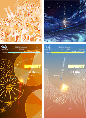 Groove Coaster 3 Link Fever Gc3_25