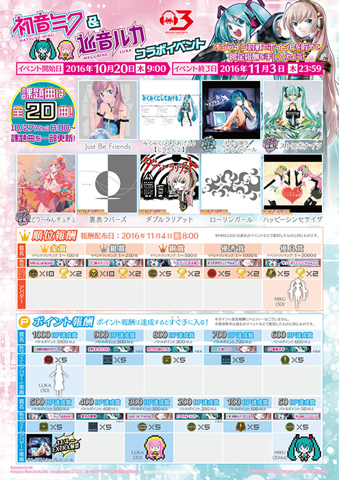 Groove Coaster 3 Link Fever Gc3_28