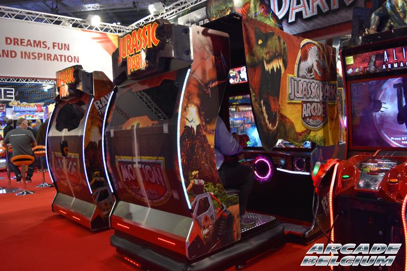 Jurassic Park Arcade Jurassicpark_01b