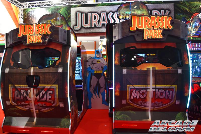 Jurassic Park Arcade Jurassicpark_03b