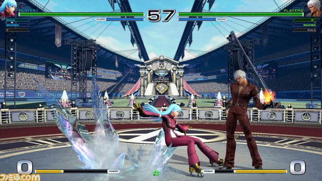 The King of Fighters XIV Arcade Ver. Kovxiv_01
