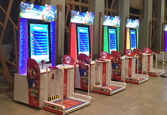 Mario & Sonic at the Rio 2016 Olympic Games Arcade Edition Msrio_11