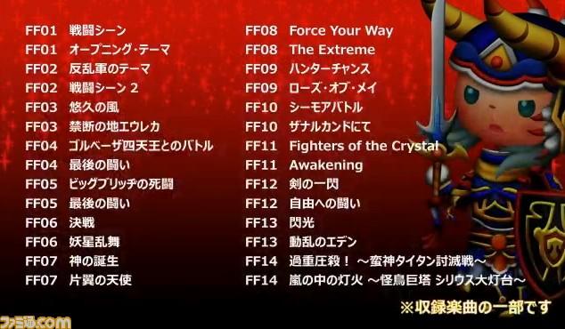 Theatrhythm Final Fantasy All-Star Carnival Shiatorizumu_11