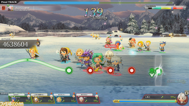 Theatrhythm Final Fantasy All-Star Carnival Shiatorizumu_33