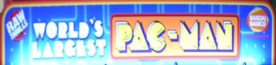 World's largest Pac-Man Wlpacman_logo
