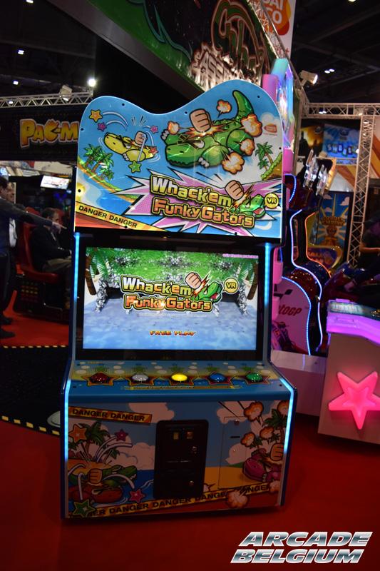 Whack'em Funky Gators VR Eag17_193b