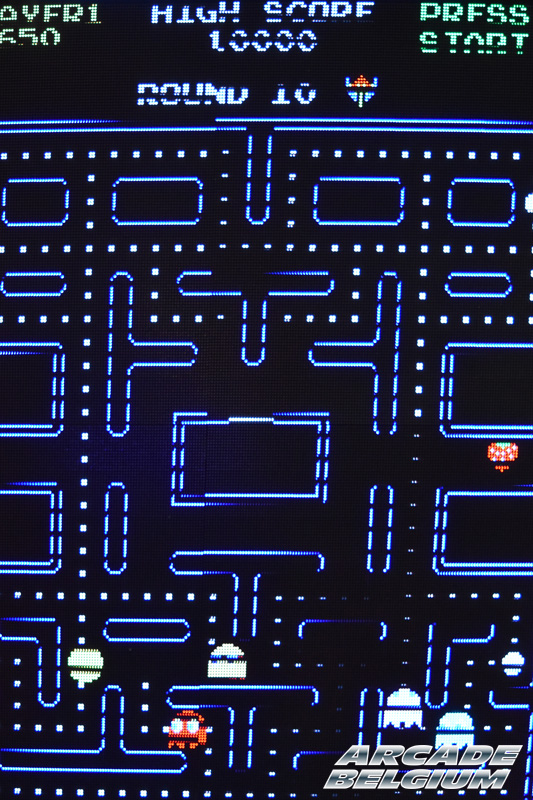 World's largest Pac-Man Eag17_200b
