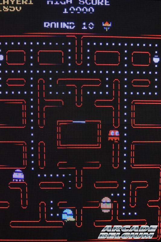 World's largest Pac-Man Eag17_203b