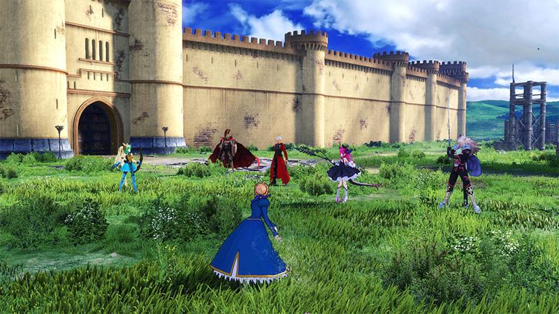 Fate/Grand Order Arcade Fgoa_35