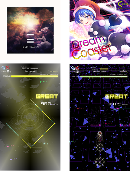 Groove Coaster 3 Link Fever Gc3_61