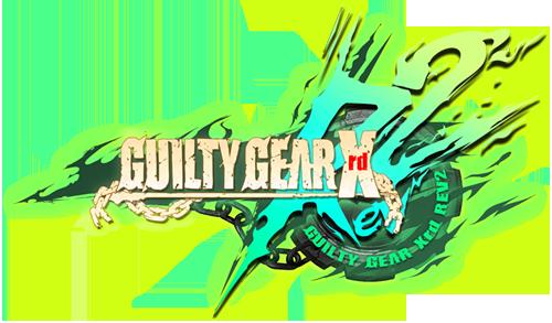 Guilty Gear Xrd REV 2 Ggxrdrev2_logo