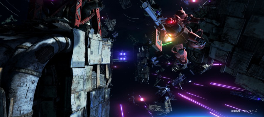 Mobile Suit Gundam - Senjo no Kizuna Gunkizvr_18